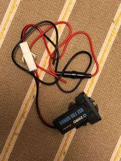 本田汽車USB充電口