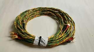 西電布喇叭線16.5尺 X2