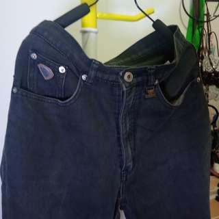 #mausupreme black jeans premium
