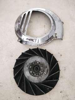 Vespa flywheel