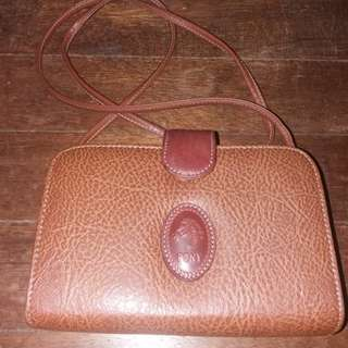 Original Pony leather sling bag
