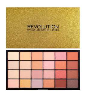 ❄️ Makeup Revolution ❄️ Life On The Dance Floor Eyeshadow Palette