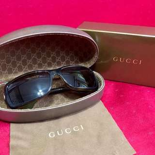 Authentic Gucci GG Shades