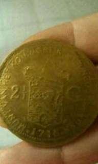 Uang Koin tua