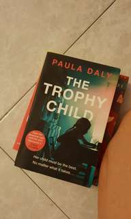 Books for trade | trophy child - Paula Daly