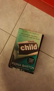 Books for trade The Child - Fiona Barton