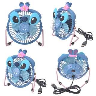 日本迪士尼預訂品 Stitch Day USB座枱風扇