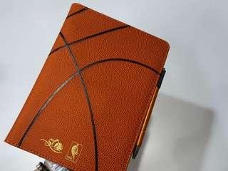 🚚 NBA 籃球皮筆記型 記事本