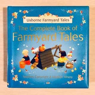 Usborne Farmyard Tales - The Complete Book