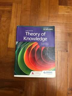 Theory of Knowledge Third Edition by Nicholas Alchin and Carolyn P Henly