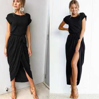 Dress with Slit 02 - COD