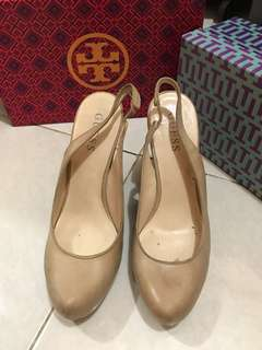 Guess Wedges Nude