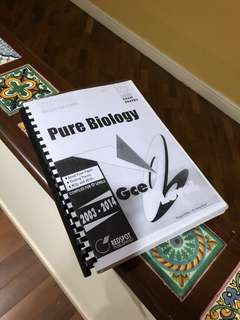 IGCSE Biology Past Year Papers