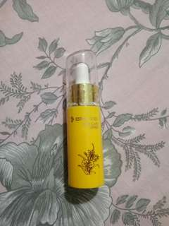 Esther gold skin care serum