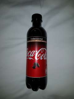 Limited Edition Coca Cola Coffee (Coke)