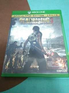 Xbox one dead rising 3 中文字幕