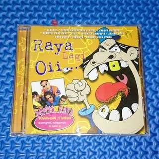 🆒 VA - Raya Lagi Oii... [1999] Audio CD