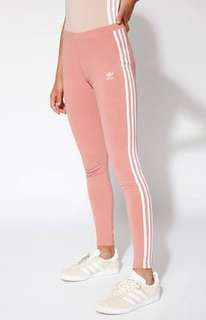 Adidas Pink Track Leggings