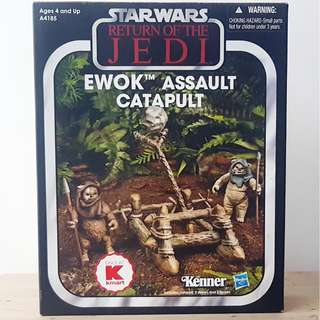 Kenner Ewok Assault Catapult Action Figure