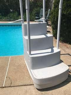 Pool stairs
