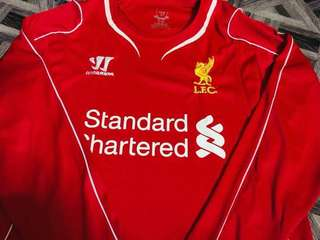 Liverpool Home Jersey 2014