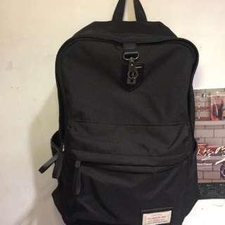 Bag pack black