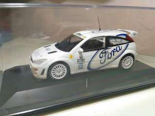 1:43 Ford Focus RS WRC '99