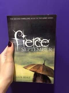 Fierce September by Fleur Beale