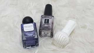 (REPRICE) Revlon & eternally nail polish