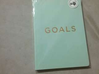 Mi Goals Diary and To Do List