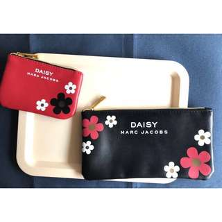 Authentic Marc Jacobs Pouch from magazine line