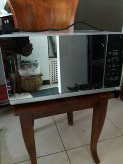 microwave oven.LG