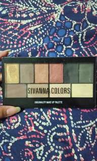 Sivanna Colors Eyeshadow Palette