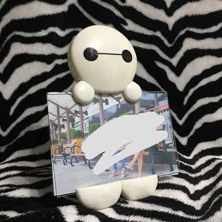 Baymax picture frame