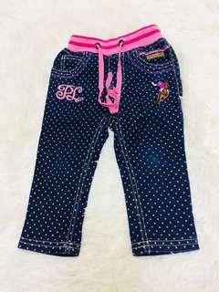 Jeans kids polo