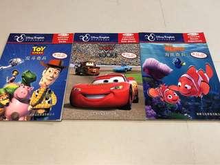 反斗奇兵 反斗車王 海底奇兵 toys story cars finding nemo