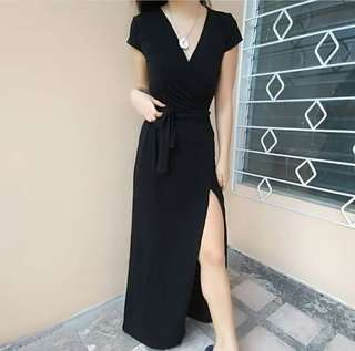 Limited stocks only! Maxi wrap and Aguas maxi dresses