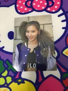 Twice page two sana Photocard