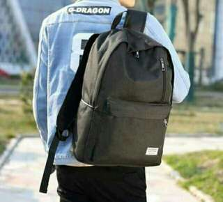 BACKPACK WITH USB CONNECTOR