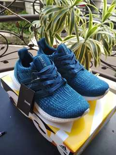 Adidas UltraBoost 3.0 x Parley Night Blue Core