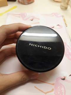 Nichido Final Powder Light Beige (SO NATURAL shade)