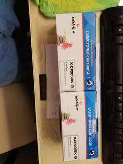 New Fuji xerox cm205fw compatible toner 1 for 30. 2 for 50.
