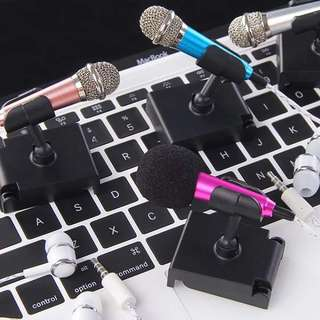 Mini microphone 🎤