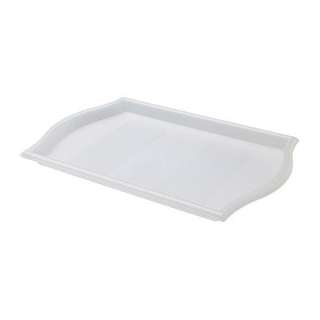 IKEA SMULA Tray, transparent