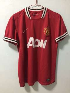 Jersey Manchester United.