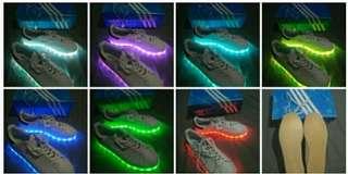 Sepatu ADIDAS STANSMITH LED