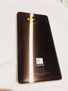 For Sale or Swap My Huawei Mate 10 Mocha Brown NTC flagship