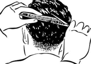tukang gunting