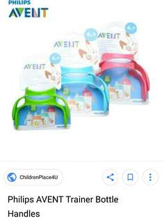 Avent Bottles Trainer Handle