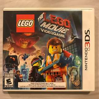 LEGO The Movie Video Game - Nintendo 3DS